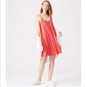 LOFT Lou & Grey strappy swing dress